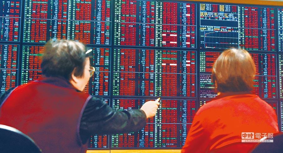 「習川會」達成貿易戰短暫休兵的共識,許多產業界人士都鬆了一口氣,認為明年經濟至少不會更壞。圖為今年10月31日台股開紅盤的情況。(本報資料照片)