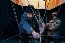 男星嚴重懼高症 為拍片克服心魔登熱氣球