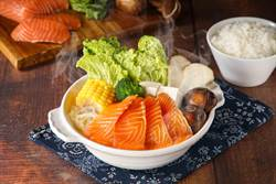 熱呼呼的好滋味!冬季限定「北海道鮭魚石狩鍋」全新上市