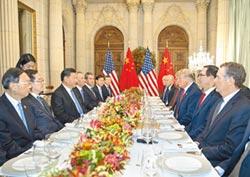 陸央媒:打打談談 中美關係常態