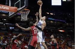 NBA》妖星阿隆戈登雙十成績單 魔術輕取熱火保東區第七之位