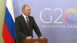 普丁評好萊塢電影「美潛艦救俄國總統」 秒回:超現實的爛片