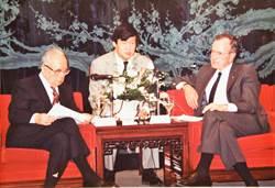 華府看天下:傅建中》老布希25年前訪台憶舊