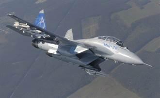 冷戰猛禽經典再現 俄升級版米格35重返戰場