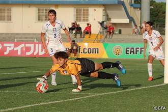 東亞盃》中華女足2球惜敗大陸 無緣明年4強決賽