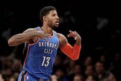 NBA》喬治末節摘25分寫歷史 絕殺三分撕籃網