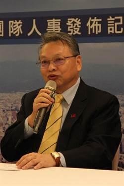台中市新任副市長令狐榮達:全力以赴、達成使命