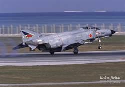 日本航自F-4幽靈戰機將退役 結束48年歷史