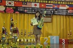 高手如雲!台灣世界盃髮型美容美睫美甲紋繡國際賽
