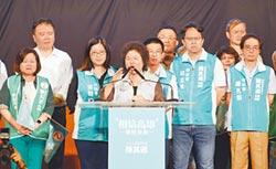 新聞分析-要戰鬥無主席 選總統吳主席