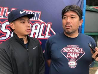 棒球》台日交流賽越來越多 野茂英雄希望台灣贏