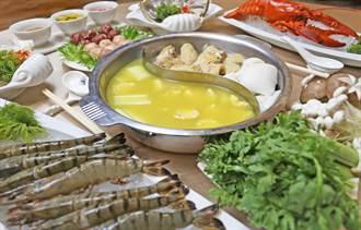 粵式鍋物風潮夯 飯店打造冬季限定「御膳港式打邊爐」