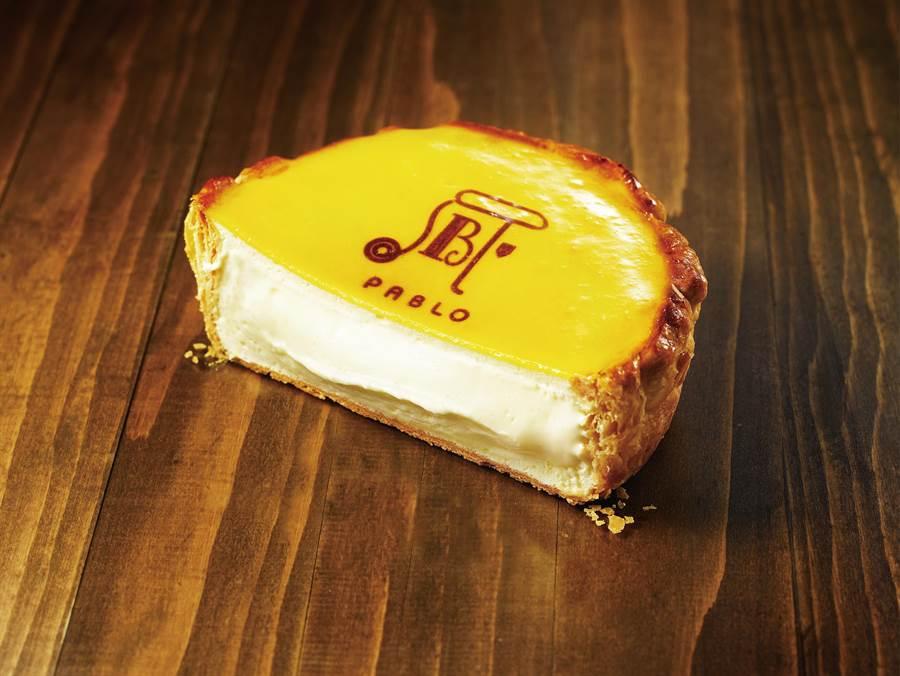 PABLO的「經典原味起司塔」,是PABLO的常銷熱賣商品,重返台灣不會缺席。(圖/PABLO)