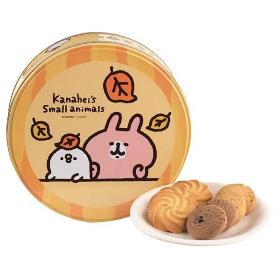 微風A1 Brusa卡娜赫拉餅乾禮盒,原價299元、特價230元。(微風提供)