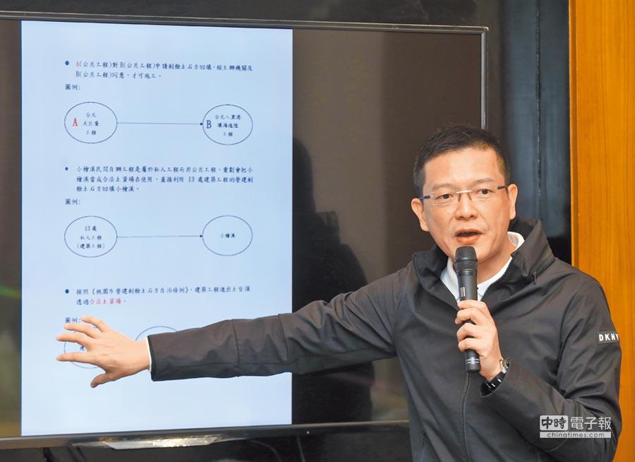 前國民黨立委孫大千。(本報系資料照片)