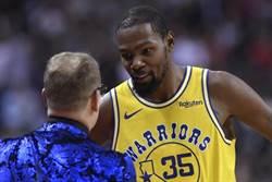 NBA》嫉恨詹皇?杜蘭特不去湖人的原因