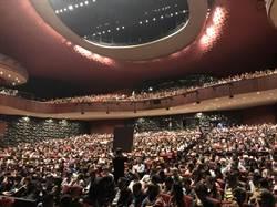 陸府建設力挺雲門舞集 見證國際級藝文盛會