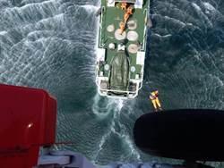 獨家》救人殉職 海巡吊掛員沒裝備沒加給400元換一命