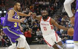 NBA》讓你戈貝爾還不夠?火箭輸得夠難看