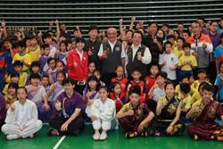 武術錦標賽 600位選手展精湛拳法