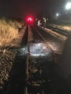 台鐵南下區間車撞死人 大林火車站鐵軌散落滿屍塊