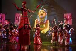 埃及印度大遊行 跟著紙風車身歷其境