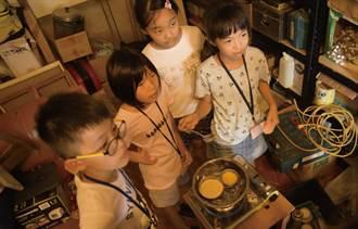 大崎兒童村落藝術冬令營 來去鄉下圖書館住一晚