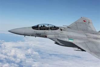 日升級F15J加隱形導彈 陸殲16殲10C恐難壓制