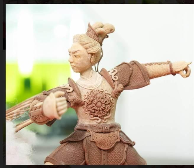 地表最強美女藝術烘焙大師裴志偉,摘下第六面金牌,成為名符其實的「世界之冠、華人之最、台灣之光」!(裴志偉手作坊提供)