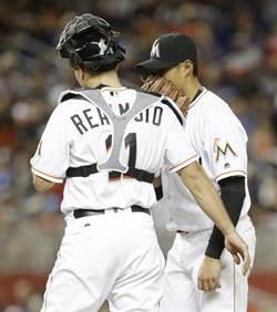 MLB》陳偉殷好搭檔 今成大聯盟第一捕手