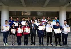 內埔農工全國學生技藝競賽 獲2金手獎4優勝