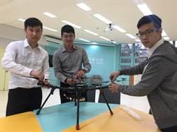 中山大研發5G空拍機 可偵測空汙範圍