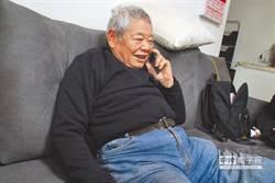 明年續辦街友宴 79歲「刈包吉」愛心不間斷