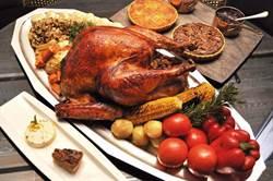 歡慶聖誕佳節~來君品「雲軒」大啖火雞料理不手軟
