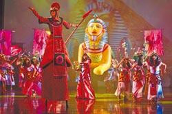 巫婆玩穿越 埃及印度大遊行