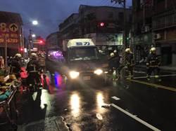 貨車清晨撞行人 72歲翁命危搶救中