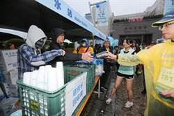 響應環保 台北馬拉松首創「環保跑者」
