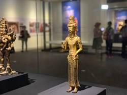 佛館「雲南佛教藝術展」登場  5千萬阿嵯耶觀音首亮相