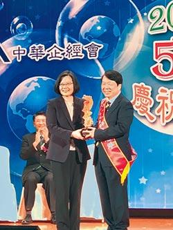 接連獲頒兩大獎 朱志洋:今年是友嘉豐收年