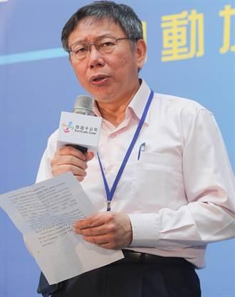 陳思宇明登記參加立委補選?柯P:藍綠白都在等對方出手