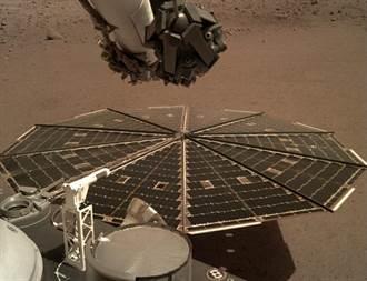 洞察號紀錄到來自火星的風聲