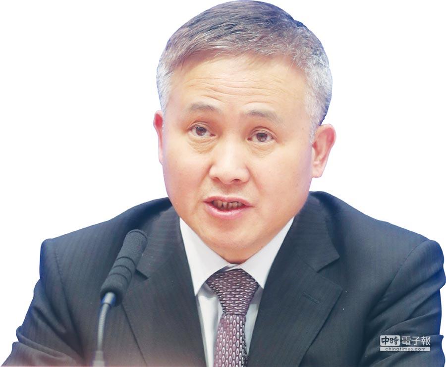 中國人民銀行副行長、國家外匯管理局局長潘功勝。圖/中新社