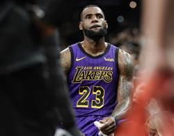 NBA》詹皇孤立無援 為何沒人想抱團?