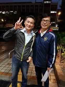 陳其邁重回立院 莊瑞雄開玩笑:要找他當秘書長