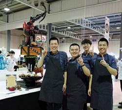 世界盃廚藝競賽 義大在巧克力項目奪冠