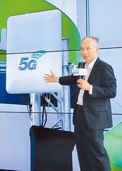 產學當後盾 亞太電信5G領跑