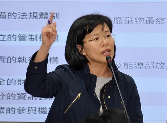 民進黨立委蘇巧慧。(圖/本報資料照,劉宗龍攝)