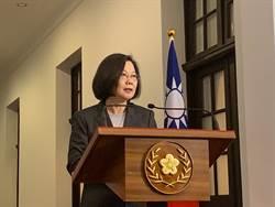 影》吳寶春認同中國台灣 蔡英文:中國威脅無所不在