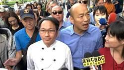 吳寶春:麵包世界單純 韓國瑜救火:政治超過他理解