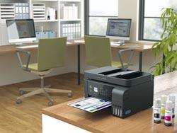 Epson連續供墨印表機 新品發表